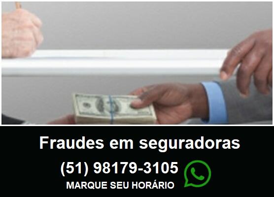 Fraudes em Seguradoras